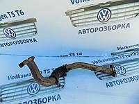 Трубка клапана ЕГР VW Volkswagen Фольксваген Т5 2.5 TDI 2003-2010