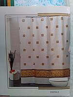 """Штора для ванны """"Миранда"""" (Emerald), производитель Турция, фото 1"""