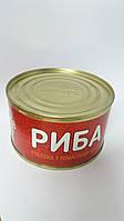 """Рыба рубленая в томатном соусе 240г """"Канапка"""""""