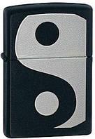 Зажигалка Инь-Янь бензиновая, метал, Zippo 24472