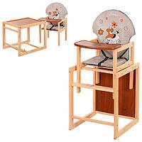 Детский стульчик для кормления М V-010-26-6