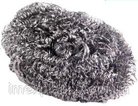 Скребок спиральный металлический 22 грам