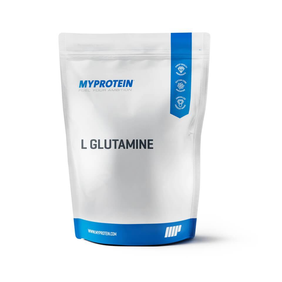 Аминокислота L-глютамин MyProtein 500г
