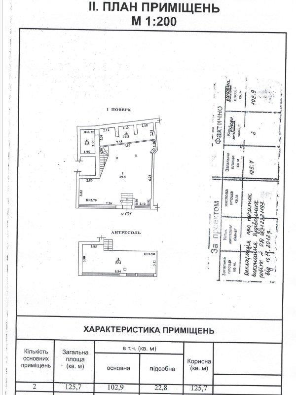 Продажа помещения (офис) улица Семинарская, город Одесса Приморский район