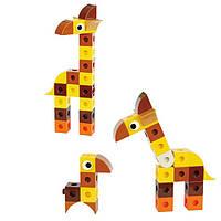Конструктор Gigo В мире животных. Жираф (7256)