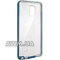"Чехол для Samsung Galaxy Note 4 Spigen ""Exclusive"" синий"
