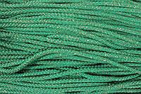 Шнур 4мм (200м) зеленый+золото