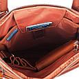 Кожаная сумка Piquadro BL SQUARE, CA1815B2_AR оранжевый, фото 3