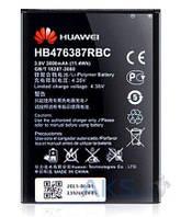 Аккумулятор Huawei G750 Honor 3X / HB476387RBC (3000 mAh) Original