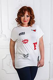 ДТ3220 Туника-футболка размер 50-56