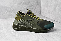 КРОССОВКИ Nike Air Huarache Ultra Dark Green (ЗЕЛЕНЫЕЫЕ)