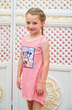 0f89bfcda390caa Летний сарафан для девочки Микки Маус р.110-122: продажа, цена в ...