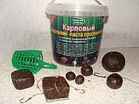Пластилин для рыбалки пылящий( мед )