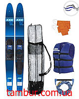 "Водные лыжи Allegre 67"" Combo Skis Blue Pack (комплект), фото 1"
