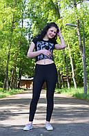 Женские лосины для занятий гимнастикой и танцами