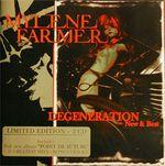 CD- Диск. Mylene Farme -. Degeneration. New & Best. Limited Edition (2 CD)