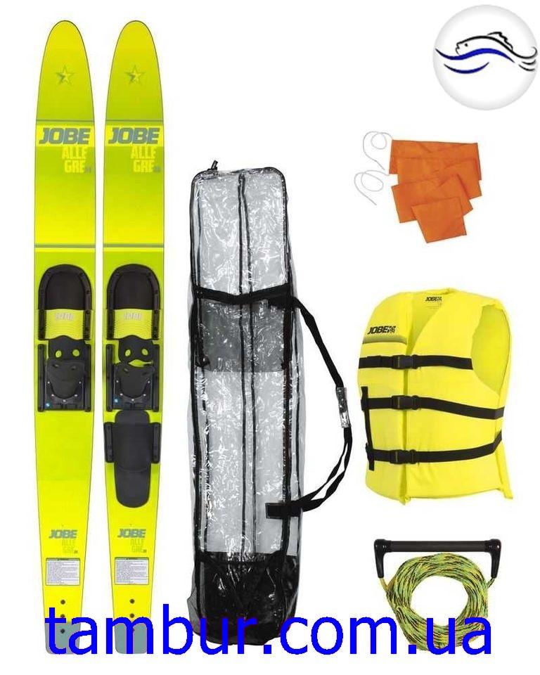 "Лыжи для водного спорта Jobe ALLEGRE 67"" COMBO SKIS PACK (комплект)"