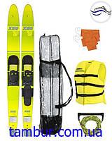 "Лыжи для водного спорта Jobe ALLEGRE 67"" COMBO SKIS PACK (комплект), фото 1"
