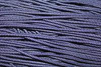 Шнур плотный 4мм (100м) т.синий
