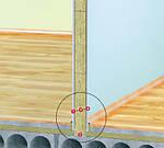 Rockwool STEPROCK HD (утеплювач на підлоги під стяжку) 20 мм, фото 6