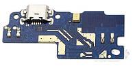 Шлейф для Xiaomi Mi Max с разъемом зарядки и микрофоном Original