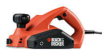 Электрорубанок Black&Decker KW712