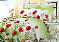 """Ткань для постельного белья Бязь """"Gold"""" Lux GL409 (50м)"""