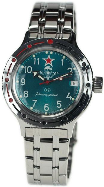 Мужские часы Восток Амфибия 420307