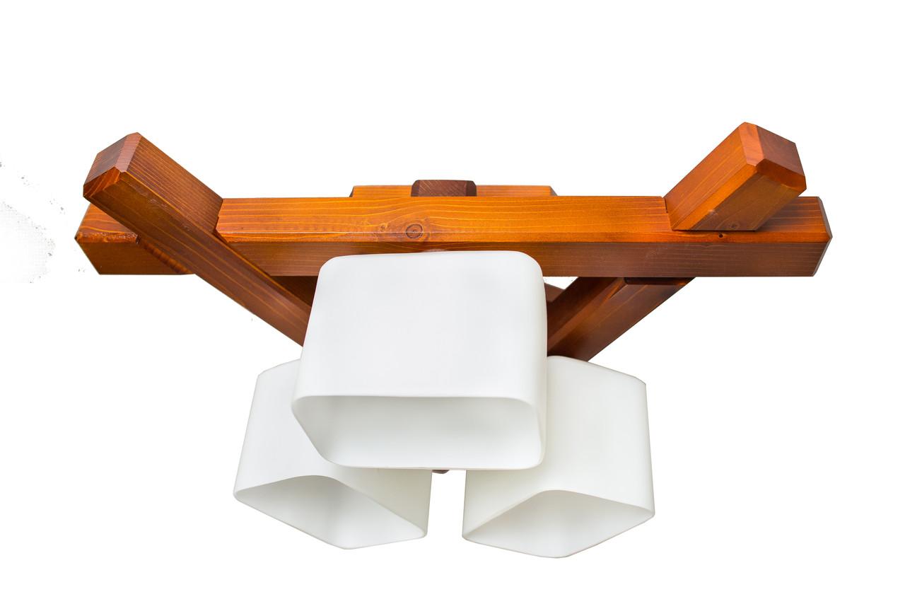 Люстра потолочная 0604 Квадро треугольник