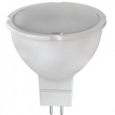 Лампа HOROZ ELECTRIC FONIX-6 MR16 SMD LED 6W 6400K G5.3 390Lm 175-250V