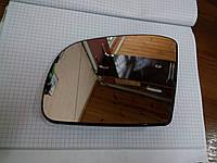 Вкладыш зеркала Mercedes ML164 2005-2009 с подогревом