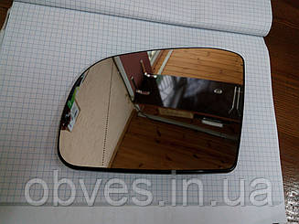 Вкладиш дзеркала Mercedes ML164 2005-2009 з підігрівом