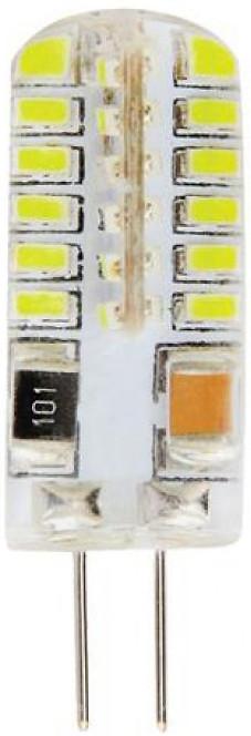 Лампа HOROZ ELECTRIC LED 3W G4 силикон 6400K 220-240V
