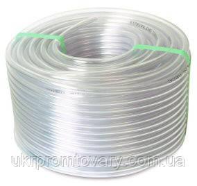 Шланг ПВХ прозрачный пищевой д 10 мм *1,3 мм стенка, фото 2