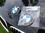 Клипса крепления эмблеми BMW 1'E81 F20 / 3'E36 Е46 Е90 / 5'E34 E39 E60 F10 / 7'E32 E38 E65 F01 / X1 X3 X5 X6, фото 4