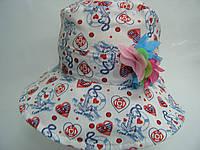 Детская шляпа - морячка