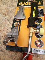 Горелка  SIGMA для пайки + насадки. 2902161