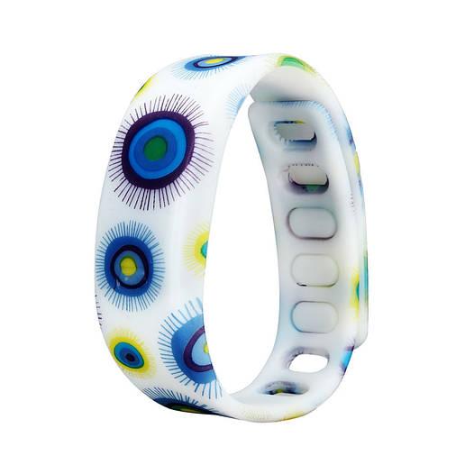 Модные силиконовые наручные LED часы - браслет 2 в 1