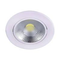 Светодиодный светильник Feron AL700   COB  3W круг, белый  225Lm 4000K 67*35mm