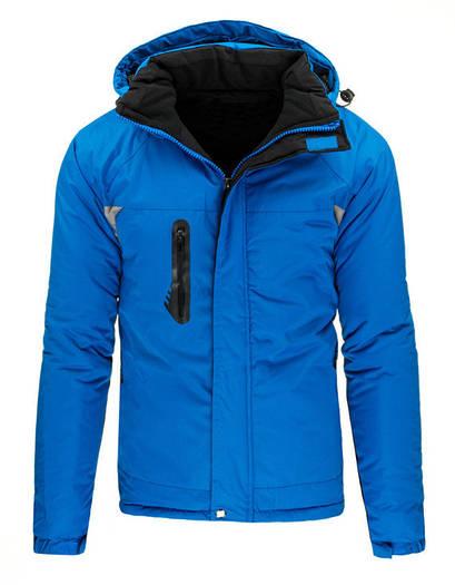Мужская зимняя лыжная куртка -3