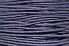 Шнур 5мм с наполнителем (100м) т.синий+коричневый (шоколад)