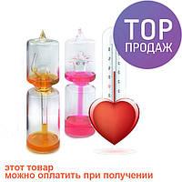 Измеритель любви Love Meter, 10 см / оригинальные подарки