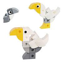 Конструктор Gigo В мире животных. Пеликан (7258)