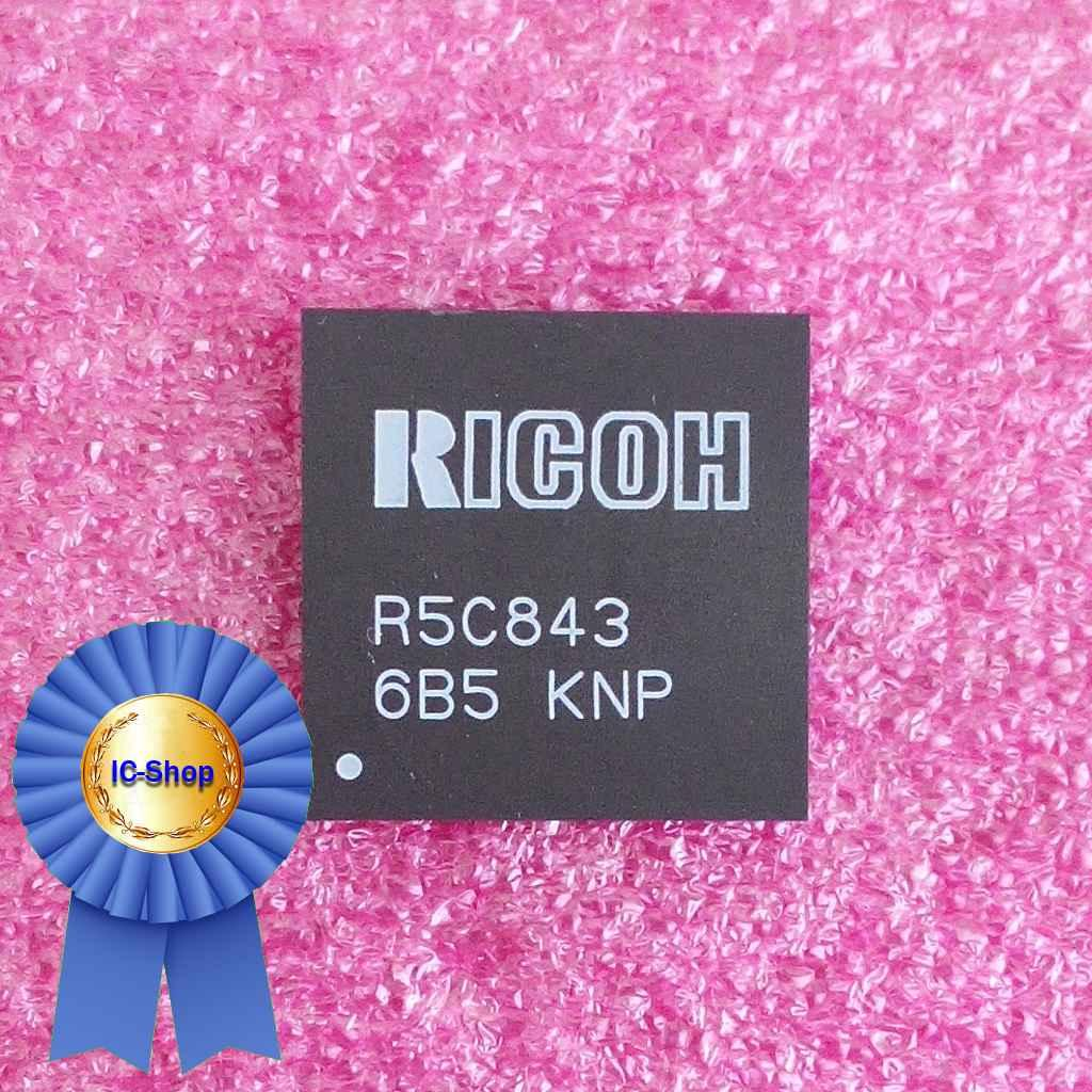 Микросхема Ricoh R5C843