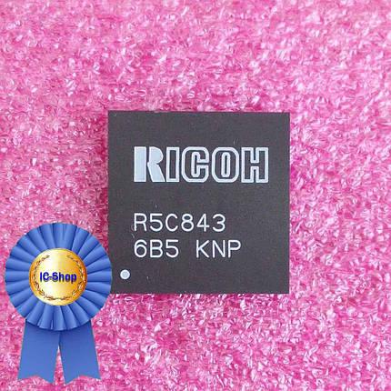 Микросхема Ricoh R5C843, фото 2