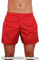 Шорты пляжные мужские PRADA 2749 красные, фото 1