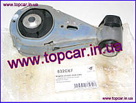 Подушка двигателя нижняя Renault Megane III 1.5DCi Hutchinson Франция 532C67