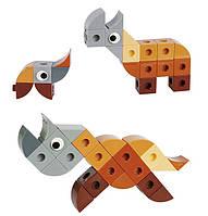Конструктор Gigo В мире животных. Носорог (7257)