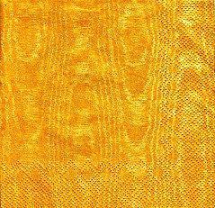 Салфетки декупажные Оранжевый орнамент структура дерева 2912