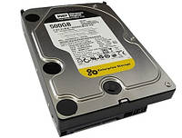 Жесткий диск 500Gb Western Digital RE3, SATA2, 16Mb, 7200 rpm (WD5002ABYS) (Ref)